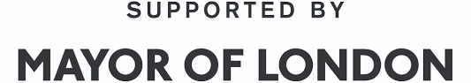 supported by mayor of london logo