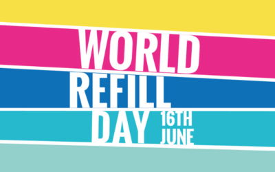 10 ways to Refill this World Refill Day